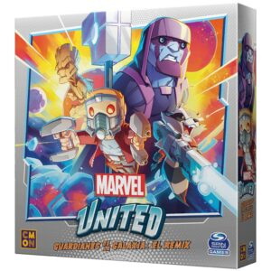 PV – Marvel United : Guardianes De La Galaxia 30/09/21