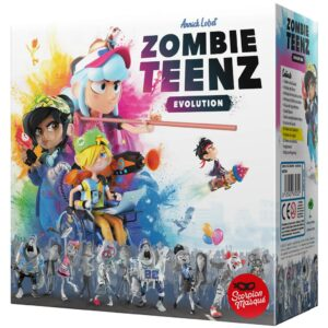 PV- Zombie Teenz Evolutions – Lanzamiento 29/10/21