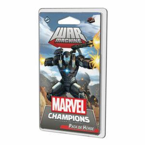 PV 15/10/21 – Marvel Champion: War Machine