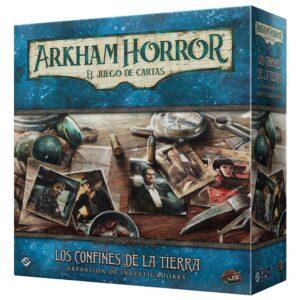 PV – 8/10/21 – Arkham Horror LCG: Los Confines De La Tierra