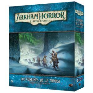 PV – 12/11/21 – Arkham Horror LCG: Los Confines De La Tierra