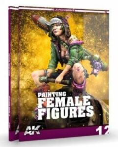 AK LEARNING 12: PAINTING FEMALE FIGURES (INGLES)