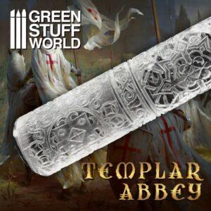 Rodillo Texturizado – Abadía Templaria