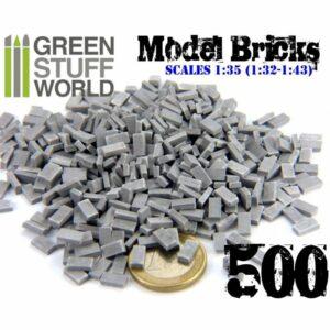 Ladrillos – Grises X500