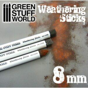 Pinceles Weathering 8mm