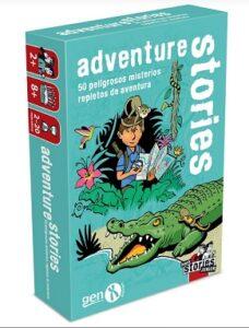 Black Stories: Adventure Stories