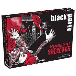 Black Party ? Descansa En Paz, Sherlock