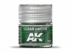 Clear Green 10ml