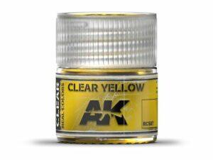Clear Yellow 10ml