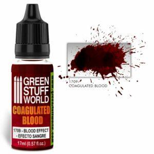 Sangre Coagulada