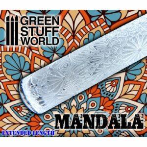 Rodillo Texturizado MANDALA