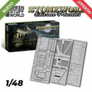 Moldes De Silicona – Stonework