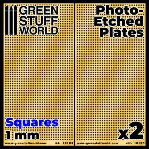 Placas Fotograbados – Cuadrados Grandes