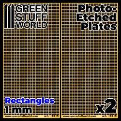 Placas Fotograbados – Rectangulos Grandes