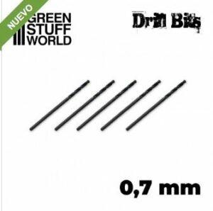 Brocas Modelismo 0.7 Mm