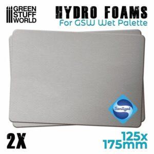 GREEN STUFF WORLD: Hidro Esponjas X2