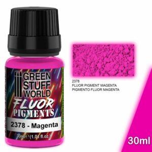 Pigmentos FLUOR ROJO NARANJA