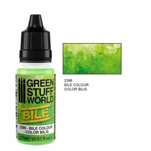 Green Stuff World: Efecto Bilis