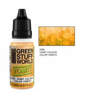 Green Stuff World: Efecto Vomito