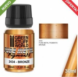 Pure Metal Pigments BRONCE