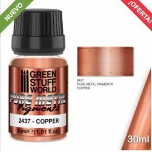 Pure Metal Pigments COBRE