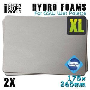 Hidro Esponjas XL X2