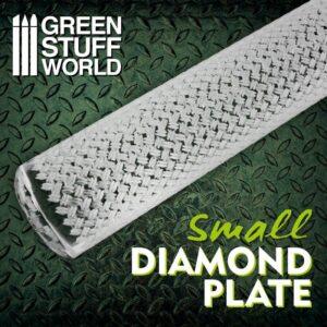 Rodillo Texturizado Chapa Diamantada – Pequeño