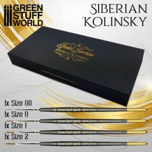 Set Pinceles Premium – GOLD SERIES