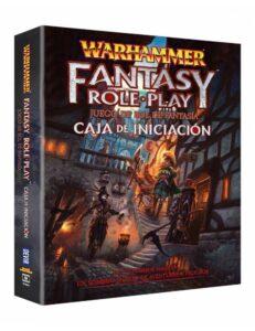 Warhammer Fantasy: Rol – Caja De Iniciación