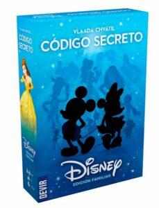 Codigo Secreto: Disney