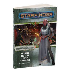 Starfinder: Huida De La Luna Prision