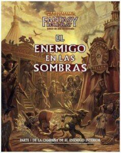 Warhammer JDR: El Enemigo En Las Sombras – AVENTURA 1