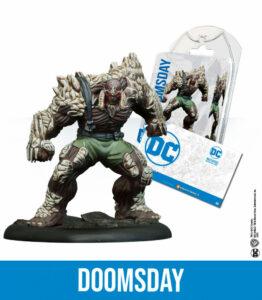DC Universe: Doomsday