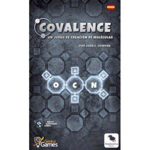 Covalence: El Juego De Construcción De Moléculas