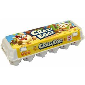 Crazy Eggz: La Danza Del Huevo