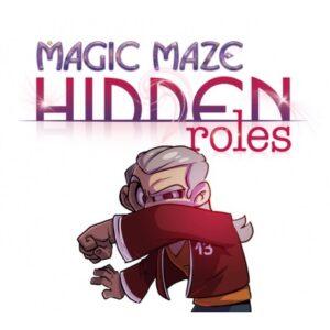 Magic Maze: Expansión Roles Ocultos