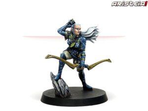 "Aristeia!: Lunah ""Elven Ranger"""