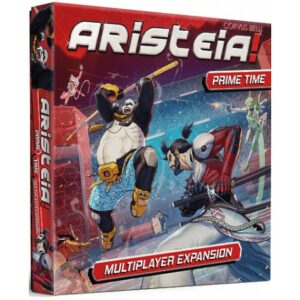 Aristeia!: Prime Time Multiplayer Expansion