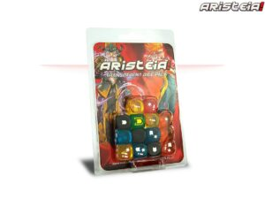 Aristeia!: Transparent Dice Pack