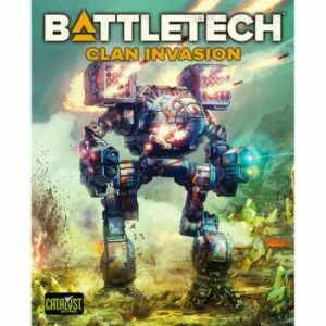 Battletech: Clan Invasion Box – Ingles