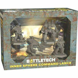 Battletech: Inner Sphere Command Lance – Ingles