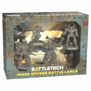 Battletech: Inner Sphere Battle Lance – Ingles