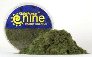 Dark Green Static Grass [GF9-GFS014]