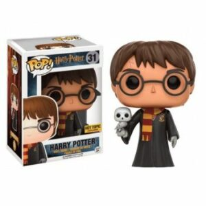 Funko POP! Movies – Harry Potter: Harry With Hedwig – Vinyl