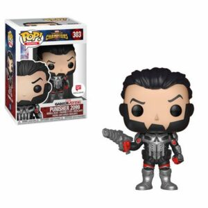 POP! Games Contest The Champions: Punisher 2099 303