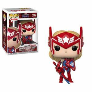 POP! Marvel Future Figt: Sharon Rogers 335
