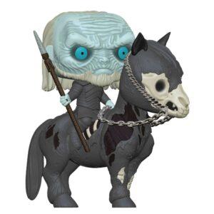 POP! Series Game Of Thrones: Mounted White Walker 60