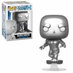 POP! Marvel Fantastic Four: Silver Surfer 563