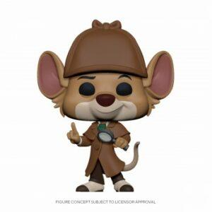 Funko POP! Great Mouse Detective- Basil Vinyl Figure 10cm