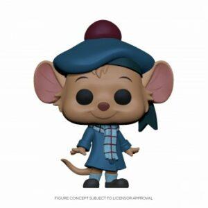 Funko POP! Great Mouse Detective- Olivia Vinyl Figure 10cm
